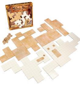 Stratagem Master's Atlas Worldcrafting Tiles: Blank/Parchment