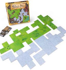 Stratagem Master's Atlas Worldcrafting Tiles: Grass & Stone