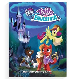 ALC Studio My Little Pony RPG: Tails of Equestria Core Rulebook