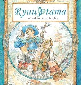 www.kotohi.com Ryuutama: Natural Fantasy Roleplay