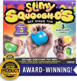 Horizon Group USA Slimy Squoosh-O'S
