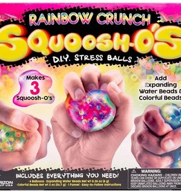 Horizon Group USA Rainbow Crunch Squoosh-O'S
