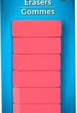 Jot 6 pk Erasers