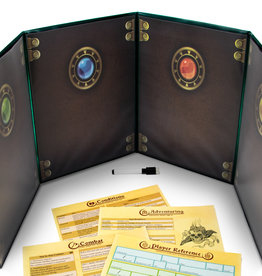 Brybelly The Master's Tome DM Screen: Green