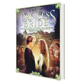 Toy Vault The Princess Bride RPG: Core Rulebook