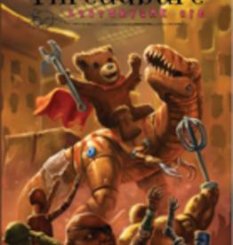 Stephanie Bryant Threadbare Stitchpunk RPG
