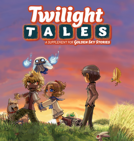 Star Line Publishing Golden Sky Stories: Twilight Tales