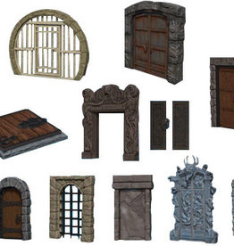 Wiz-Kids Warlock Tiles: Doors & Archways