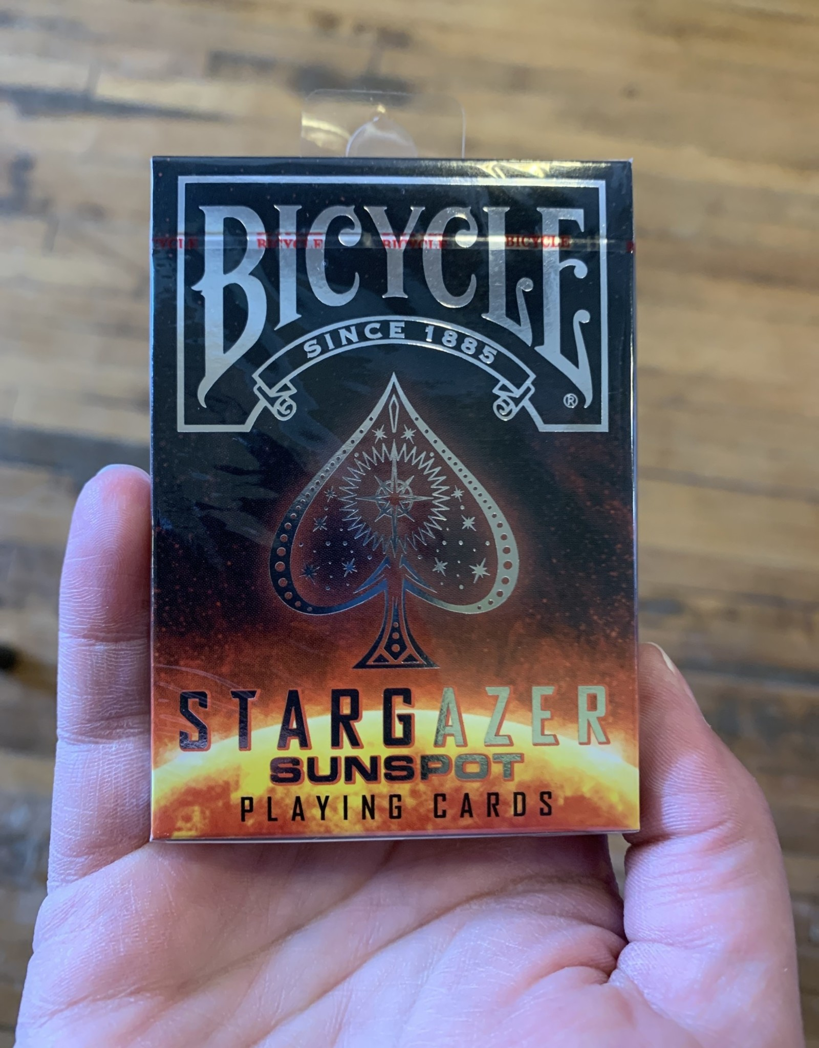 Bicycle Bicycle Stargazer Sunspot Playing Cards