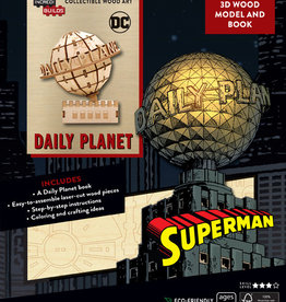 Incredibuilds Incredibuilds : Daily Planet (Superman)