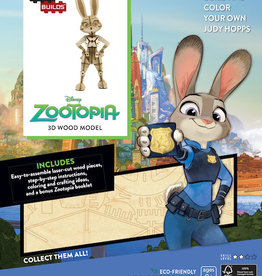 Incredibuilds Incredibuilds : Zootopia