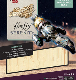 Incredibuilds Incredibuilds: Firefly Serenity