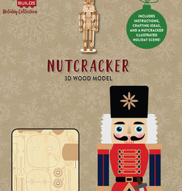 Incredibuilds Incredibuilds: Nutcracker