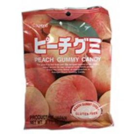 Kasugai Kasugai: Peach Gummy (3.77oz)