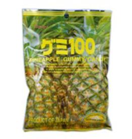 Kasugai Kasugai: Pineapple Gummy (3.77oz)