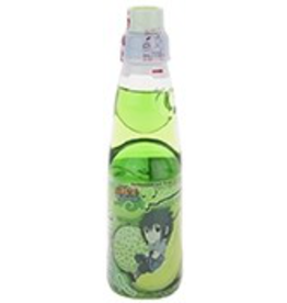 Ramune Ramune: Melon Soda 6.6oz Bottle