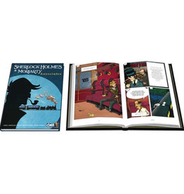 Van Ryder Games Graphic Novel Adventures: Sherlock Holmes & Moriarty Associates