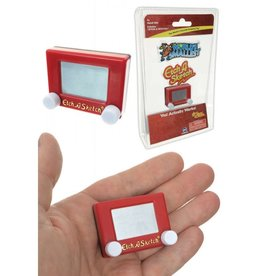 Super Impulse Worlds Smallest Etch a Sketch