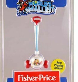 Super Impulse Worlds Smallest Fisher Price Corn Popper