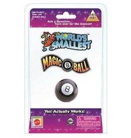 Super Impulse Worlds Smallest Magic 8 Ball
