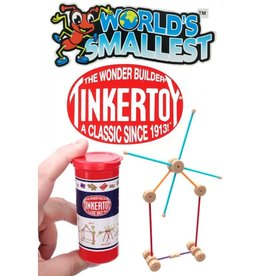 Super Impulse Worlds Smallest Tinker Toys