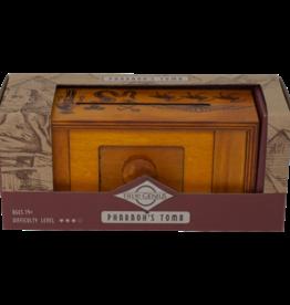 True Genius Pharaoh's Tomb Puzzle Box