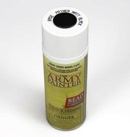 Army Painter Base Primer: Matte Black (spray)