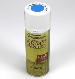Army Painter Color Primer: Crystal Blue (spray)