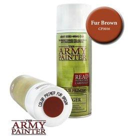 Army Painter Color Primer: Fur Brown (spray)