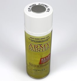 Army Painter Color Primer: Platemail Metal (spray)