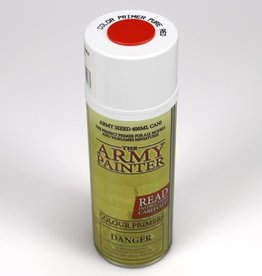 Army Painter Color Primer: Pure Red (spray)