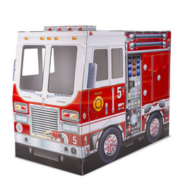 Melissa & Doug Fire Truck Indoor Playhouse