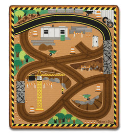 Melissa & Doug Work Site Rug