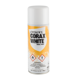 Games Workshop Corax White Spray Paint