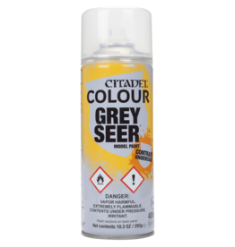 Games Workshop Grey Seer Spray