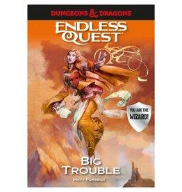 Penguin Random House D&D Endless Quest: Big Trouble
