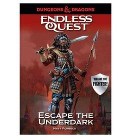 Penguin Random House D&D Endless Quest: Escape the Underdark
