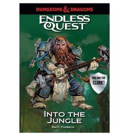 Penguin Random House D&D Endless Quest: Into the Jungle