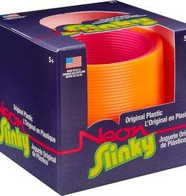 Slinky-Poof Slinky  Neon (Boxed)