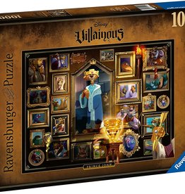 Ravensburger Villainous 1000pc Puzzle: Prince John