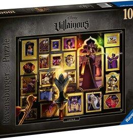 Ravensburger Villainous 1000pc Puzzle: Jafar