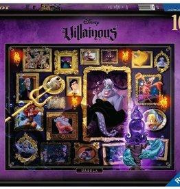 Ravensburger Villainous 1000pc Puzzle: Ursula