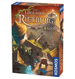 Thames & Kosmos Legends of Andor: Liberation of Rietburg
