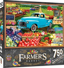 Master Pieces Locally Grown 750pc Puzzle