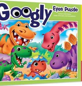 Master Pieces Googly Eyes Dinos 48pc Puzzle
