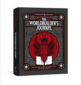 Clarkson Potter/Publishers D&D The Worldbuilder's Journal