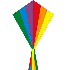 "HQ Kites & Designs Rainbow 28"" Kite"
