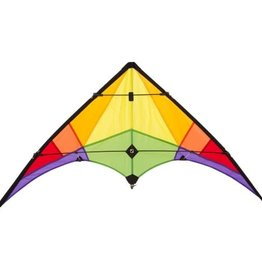 "HQ Kites & Designs STUNT KITE ""ROOKIE RAINBOW"""