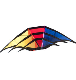 "HQ Kites & Designs Triangulation 87"" x 22"" Kite"