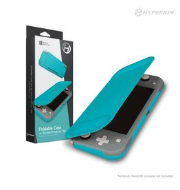 Hyperkin Foldable Case and Screen Protector Set for Nintendo Switch Lite (Turquoise)